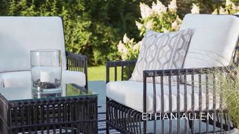 Ethan Allen The July Sale TV Spot, 'Save Up to 25 Percent Storewide' - Thumbnail 3