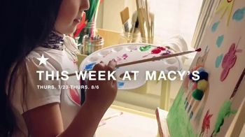 Macy's TV Spot, 'Back to School Essentials'