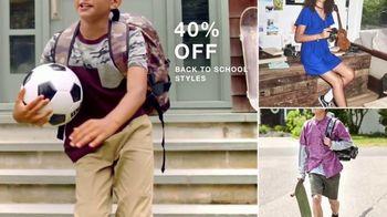 Macy's TV Spot, 'Back to School Essentials' - Thumbnail 5