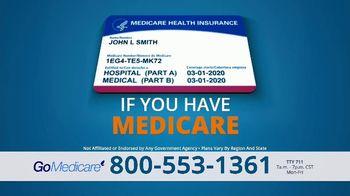 GoMedicare TV Spot, 'Get Benefits' - Thumbnail 1