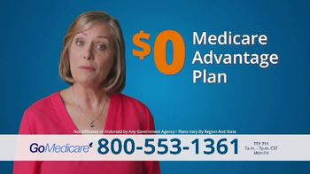 GoMedicare TV Spot, 'Get Benefits'