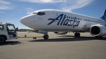 Alaska Airlines TV Spot, 'Our Care Is Never Canceled' Song by The Prizefighter - Thumbnail 3