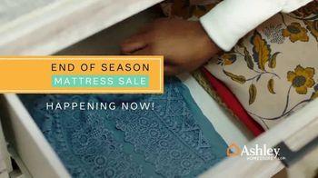 Ashley HomeStore End of the Season Mattress Sale TV Spot, 'Tempur-Pedic' - Thumbnail 3