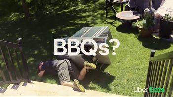 Uber Eats TV Spot, 'BBQ? On' Song by Mark Morrison