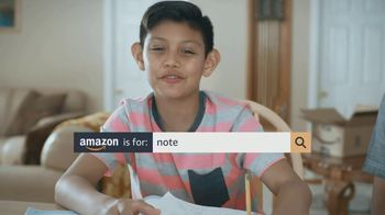 Amazon TV Spot, 'Ready for School: Polo Shirts' - Thumbnail 3