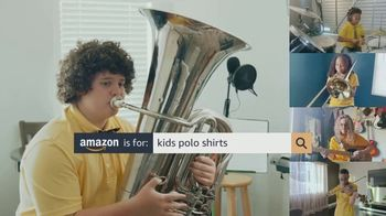 Amazon TV Spot, 'Ready for School: Polo Shirts' - Thumbnail 7