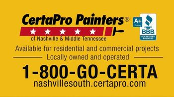 CertaPro Painters TV Spot, 'Transform Your Home: Save Up to $500' - Thumbnail 6