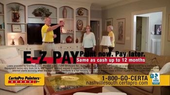 CertaPro Painters TV Spot, 'Transform Your Home: Save Up to $500' - Thumbnail 4