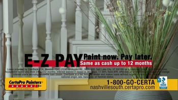 CertaPro Painters TV Spot, 'Transform Your Home: Save Up to $500' - Thumbnail 5