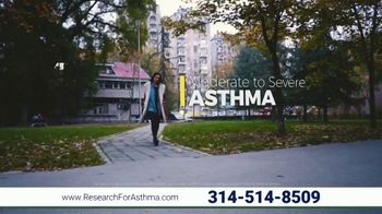 Covance Clinical Trials TV Spot, 'Moderate to Severe Asthma' - Thumbnail 1