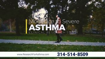 Covance Clinical Trials TV Spot, 'Moderate to Severe Asthma' - Thumbnail 8