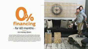Ashley HomeStore Ashley Cares Relief Program TV Spot, '0% Financing' - Thumbnail 4