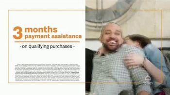 Ashley HomeStore Ashley Cares Relief Program TV Spot, '0% Financing' - Thumbnail 6