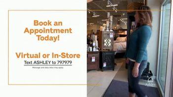 Ashley HomeStore Ashley Cares Relief Program TV Spot, '0% Financing' - Thumbnail 8