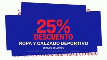 Academy Sports + Outdoors TV Spot, 'Equípate: 25 por ciento descuento' [Spanish] - Thumbnail 3
