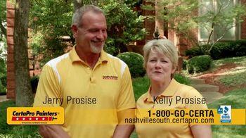 CertaPro Painters TV Spot, 'Transform Your Home: Safe' - Thumbnail 1