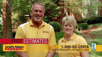 CertaPro Painters TV Spot, 'Transform Your Home: Safe' - Thumbnail 2