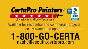 CertaPro Painters TV Spot, 'Transform Your Home: Safe' - Thumbnail 5