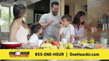 One Hour Heating & Air Conditioning TV Spot, 'Comfort Specialists' - Thumbnail 1