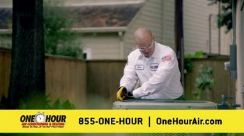 One Hour Heating & Air Conditioning TV Spot, 'Comfort Specialists' - Thumbnail 3