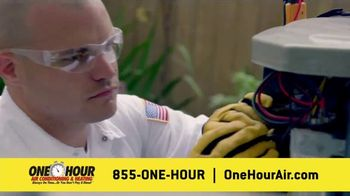One Hour Heating & Air Conditioning TV Spot, 'Comfort Specialists' - Thumbnail 4