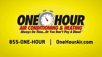 One Hour Heating & Air Conditioning TV Spot, 'Comfort Specialists' - Thumbnail 5