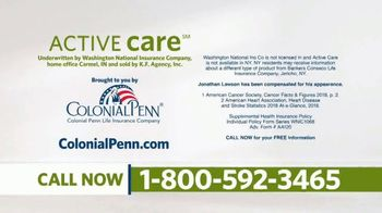 Colonial Penn Active Care TV Spot, 'Unexpected Costs' - Thumbnail 6