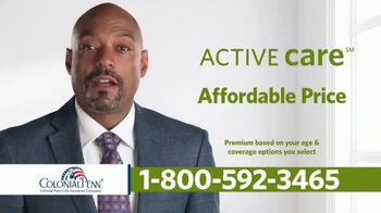 Colonial Penn Active Care TV Spot, 'Unexpected Costs' - Thumbnail 4
