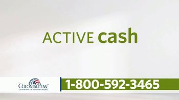 Colonial Penn Active Care TV Spot, 'Unexpected Costs' - Thumbnail 5