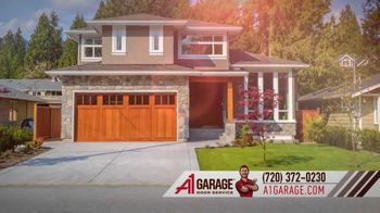 A1 Garage Door Service Garage Door Summer Sale TV Spot, 'King Soopers Gift Card' - Thumbnail 2