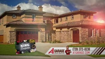 A1 Garage Door Service Garage Door Summer Sale TV Spot, 'King Soopers Gift Card' - Thumbnail 4
