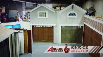 A1 Garage Door Service Garage Door Summer Sale TV Spot, 'King Soopers Gift Card' - Thumbnail 5