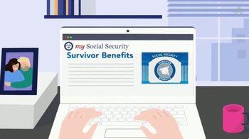 AARP Services, Inc. TV Spot, 'Survivor Benefits' - Thumbnail 1
