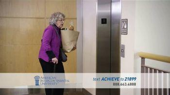 American InterContinental University TV Spot, 'Positive Impact' - Thumbnail 1