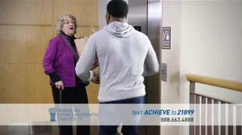 American InterContinental University TV Spot, 'Positive Impact' - Thumbnail 2