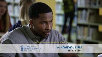 American InterContinental University TV Spot, 'Positive Impact'