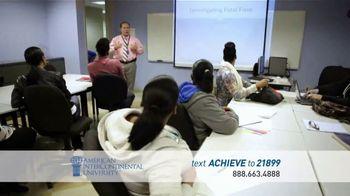 American InterContinental University TV Spot, 'Positive Impact' - Thumbnail 5