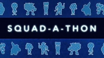 Cartoon Network Arcade App TV Spot, 'Squad-A-Thon: Heroic Figures' - Thumbnail 1