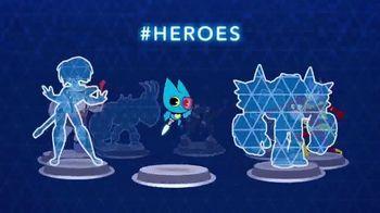 Cartoon Network Arcade App TV Spot, 'Squad-A-Thon: Heroic Figures' - Thumbnail 2