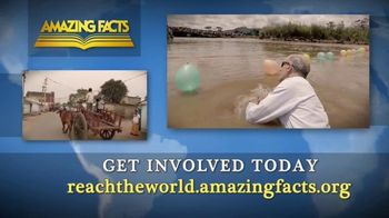 Amazing Facts, Inc. TV Spot, 'Reach the World' - Thumbnail 10