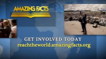 Amazing Facts, Inc. TV Spot, 'Reach the World' - Thumbnail 9