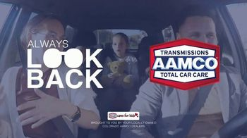 AAMCO Transmissions TV Spot, 'Always Look Back' - Thumbnail 8