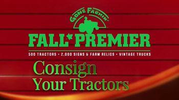 Mecum Gone Farmin' 2020 Fall Premier TV Spot, 'Never Too Late' - Thumbnail 1