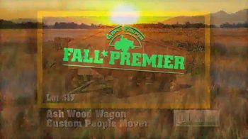 Mecum Gone Farmin' 2020 Fall Premier TV Spot, 'Lining Up' - Thumbnail 8
