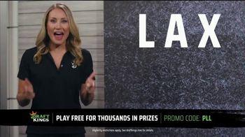 DraftKings TV Spot, 'PLL: Lax is Back' - Thumbnail 2