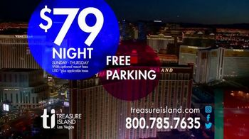 Treasure Island Hotel & Casino TV Spot, 'The Most Exciting City on the Planet' - Thumbnail 8