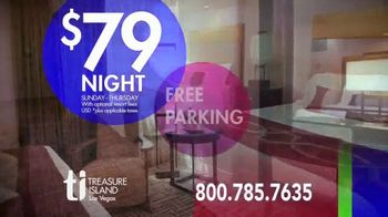 Treasure Island Hotel & Casino TV Spot, 'The Most Exciting City on the Planet'