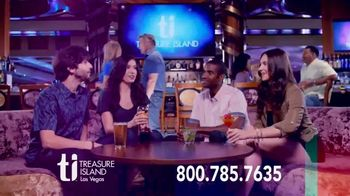 Treasure Island Hotel & Casino TV Spot, 'The Most Exciting City on the Planet' - Thumbnail 3