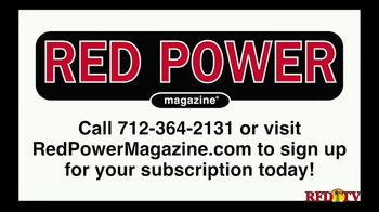 Red Power Magazine TV Spot, 'Can't Get Enuogh' - Thumbnail 10