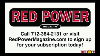 Red Power Magazine TV Spot, 'Can't Get Enuogh' - Thumbnail 9